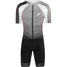 Z3R0D Racer Time Trial Muta Trisuit Uomo, black series
